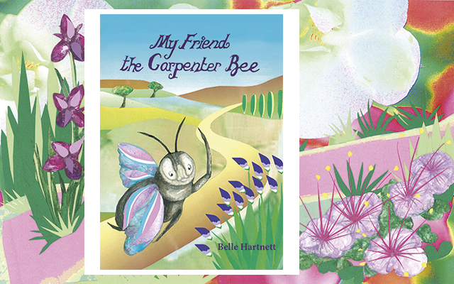 My Friend the Carpenter Bee cover